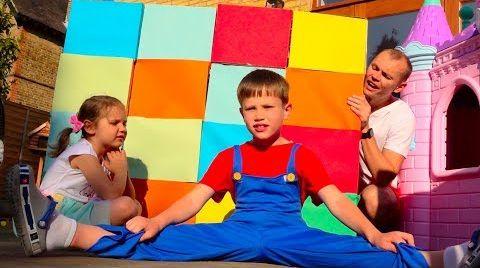 Видео 7 000 000 ПОДПИСЧИКОВ и Slime PRANK for daddy
