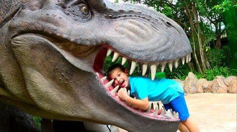 Видео Amusement Park Singapor /Факт- Кем работал папа Макса до YouTube? С Новым Годом! Universal studios