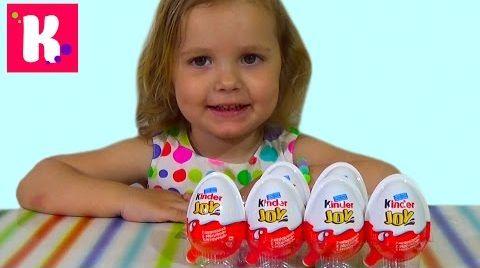 Видео Angry Birds/  распаковка яиц