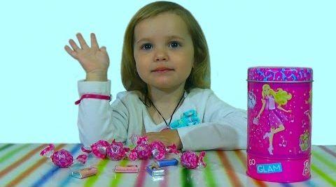 Видео Барби музыкальная шкатулка Barbie