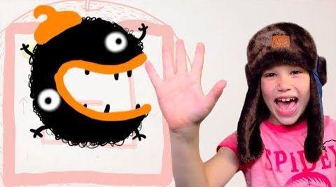 Видео Чучел охотится за вишенкой Chuchel Letsplay от Mister Max