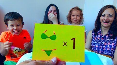 Видео CRAZY ЧЕЛЛЛЕНДЖ / Подарки для Люди и Инны / Найди и купи сам / Необычные ЗАДАНИЯ