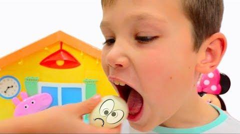 Видео Дети играют в профессии для девочек