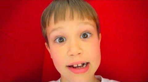 Видео Дети САМИ сняли свой первый ВЛОГ