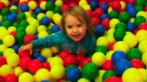 Видео Детский развлекательный центр Leopark