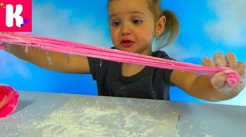 Видео DIY Жвачка/ Катя делает настоящую ароматную и сладкую жвачку