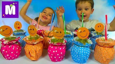 Видео Дринк Челлендж угадываем напитки что мы пьем и игрушки