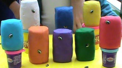 Видео Гормити на русском игрушки ПлэйДо сюрприз