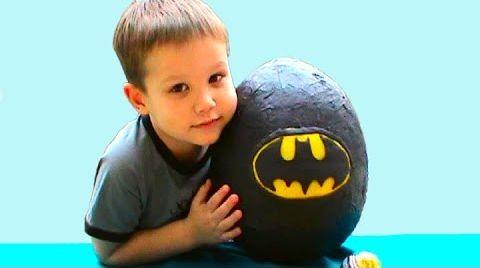 Видео Игрушки Бэтмен, обзор игрушек