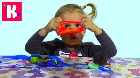 Видео Жвачка для рук / Прыгающая игрушка / Silly Hand Gum