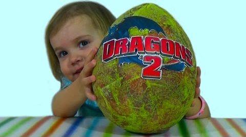 Видео Как приручить дракона/ обзор игрушек