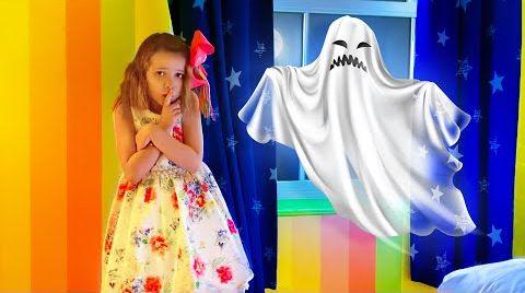 Видео Катя и история про привидение