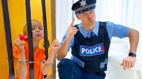 Видео Катя и Макс попали в тюрьму как воры