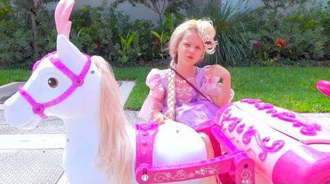 Видео Катя маленькая Принцесса Сборник