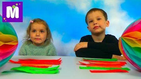 Видео Кидс ЧЕЛЛЕНДЖ от Макса и Кати мальчики против девочек Квест на машинах