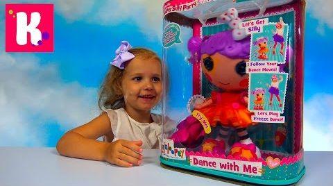 Видео Лалалупси кукла танцует / обзор игрушки