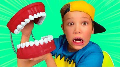 Видео Макс и его больной зуб