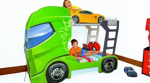 Видео Макс и его Новый грузовик