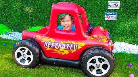 Видео Макс и его правила парковки