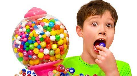 Видео Макс и его Вредные сладости