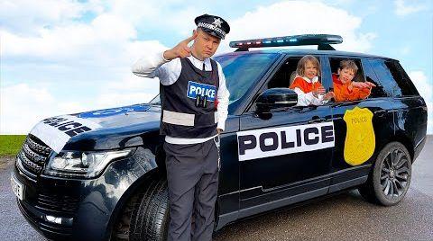 Видео Макс и Катя убегают от полиции