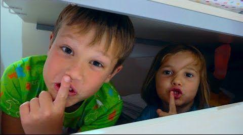 Видео Макс и Катя устроили Прятки на 1000 $ Получит тот, кто первым соберет 3 балла