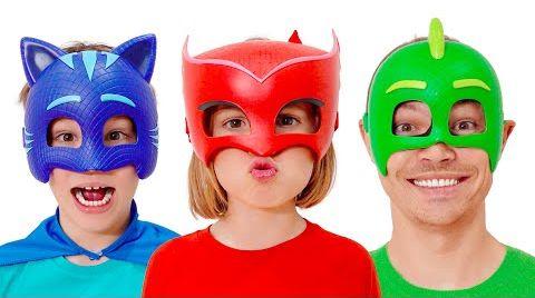 Видео Макс превратился в супергероя и спасает своих друзей