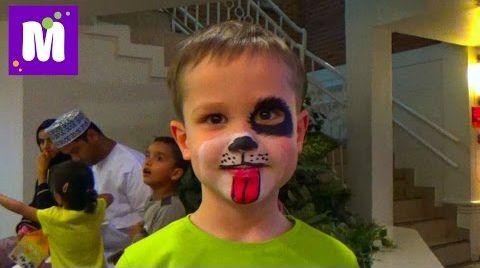 Видео Макс в Дубаи День #3 делает Киндер шоколад в детском городке профессий Кидзания