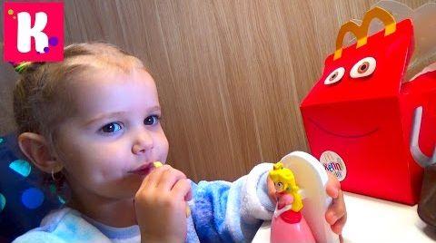 Видео Марио игрушки из Хеппи Мил / МакДональдс /Обзор игрушки