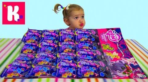 Видео Май Лит Пони пакетики подделка  / Обзор игрушекMy Little Pony