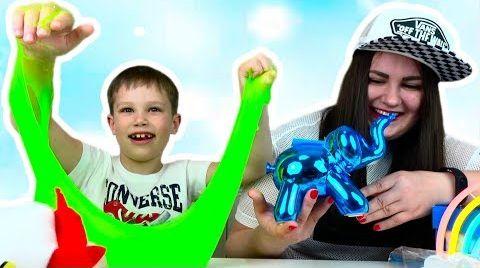 Видео MYSTERY BOX подарок с ADIDAS, VANS и Nike от Мистер Макс для Люды / Surprise toys