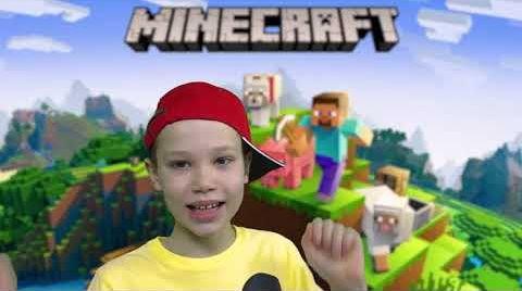 Видео НАЧИНАЮ играть в Minecraft ОПЯТЬ!!!