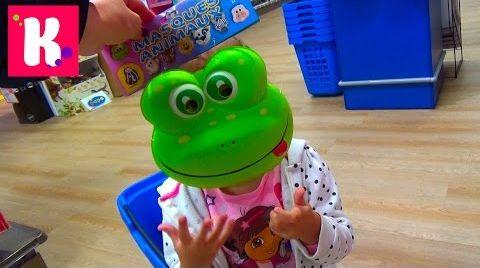Видео Париж День 8 / Идём в магазин игрушек/ Обзор игрушек