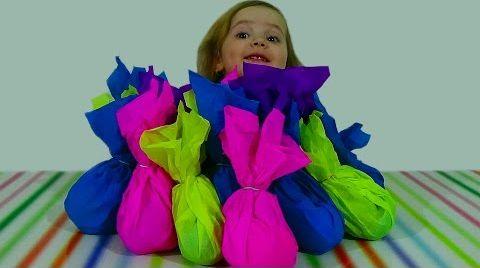 Видео Паровозики из Чаггингтона игрушки в сюрпризах