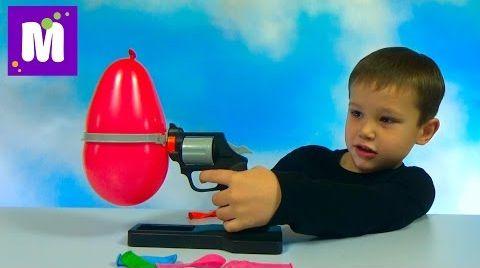 Видео Пати Русская рулетка играем в игру с воздушным шариком и Party Roulette