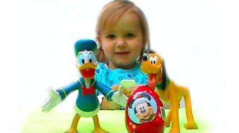 Видео Первое видео Мисс Кэти/ Первый в жизни Сюрприз/ обзор игрушек