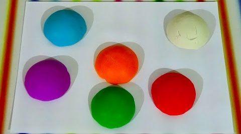 Видео Play-Doh шары с игрушками