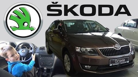 Видео Посещение автосалона Шкода в Одессе Skoda