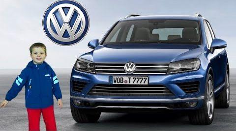 Видео Посещение автосалона Volkswagen