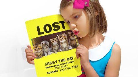 Видео Пропали котята от Макс и Катя