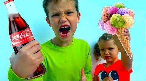 Видео Shopping Challenge - Угадай и Купи/ МАЛЬЧИКИ против ДЕВОЧЕК /Челлендж - VLOG