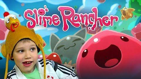 Видео Slime Rancher Ловим Куриц Кормим Слаймов Летсплей от Mister Max