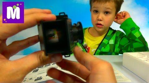Видео Собираем ФОТОАППАРАТ своими руками / Настоящая зеркальная фотокамера DIY