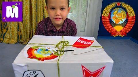 Видео Советские игрушки из детства моих родителей Ну, погоди Электроника Паровозики машинки и телефон Дуэт