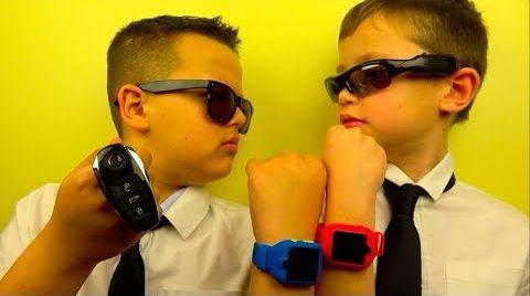 Видео Спецагенты 007 Макс и 009 Ярик выполняют задание в ночном отеле Radisson Blu Kiev
