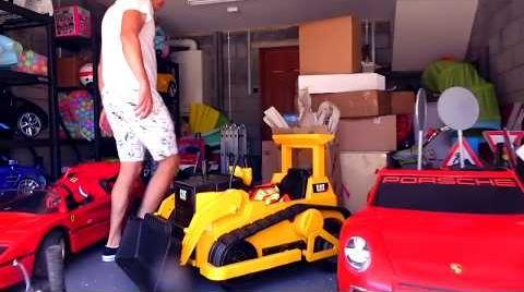 Видео Супер Находка в гараже Ты такого еще не видел