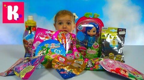 Видео Сюрпризы / Обзор игрушек