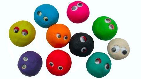 Видео Сюрпризы шары открываем игрушки
