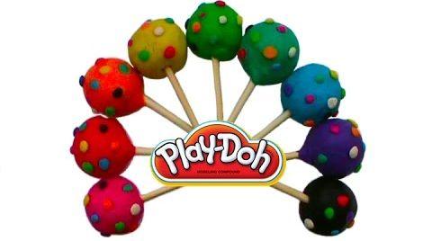 Видео Сюрпризы в Play-Doh / обзор игрушек