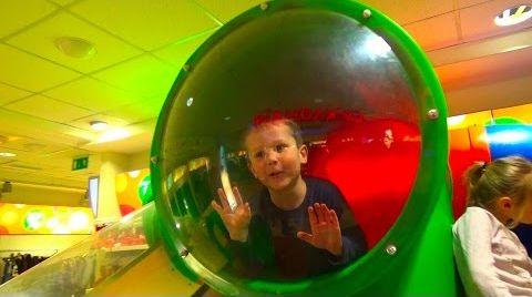 Видео VLOG детская площадка Смикландия в магазине игрушек СМИК